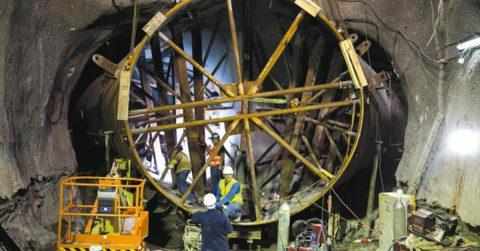 תחנת כוח אגירה שאובה בגלבוע (הר הגלבוע)-2