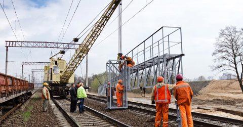 פרוייקט חשמול מסילות הרכבת הקלה