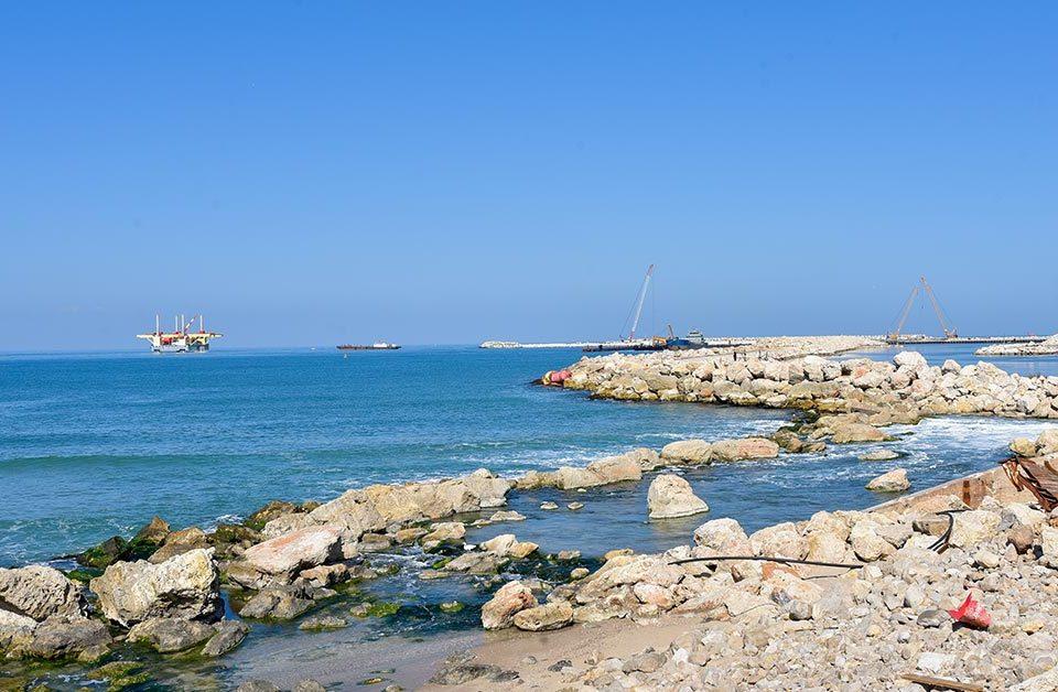 פרוייקט הרמת נמל אשדוד