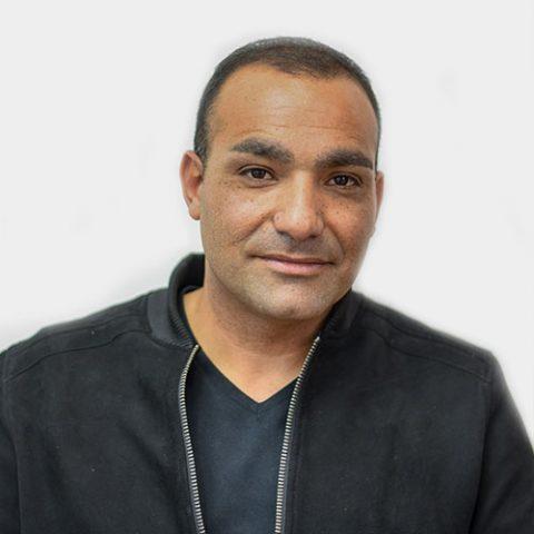 גונן לוי – מנהל תפעול חברת מנופאים
